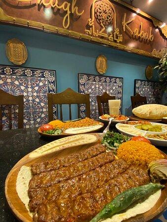 Chagh Kabab - Best Turkish Restaurant in Abu Dhabi