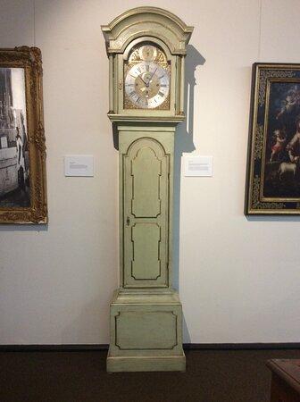 New Norcia, أستراليا: Longcase Clock c 1760