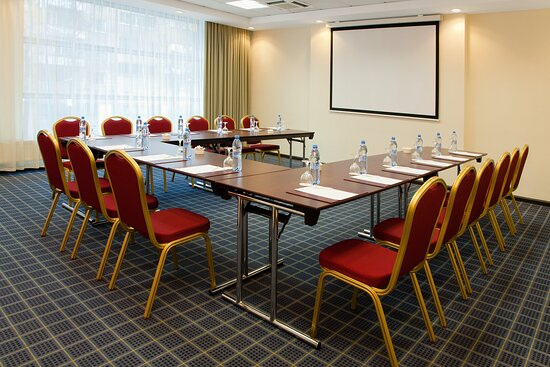 Organize different types of business events in Tver meeting room