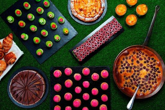 Brunch by Michel Roth - Dessert Buffet