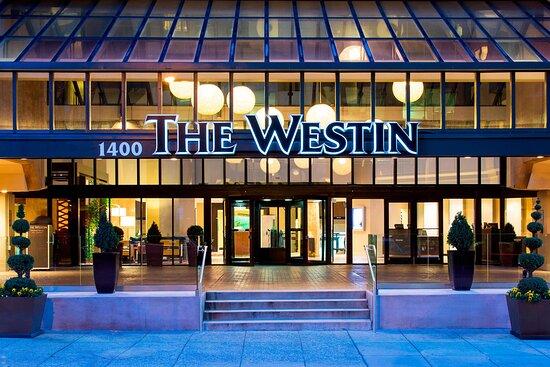 Westin DC Entrance