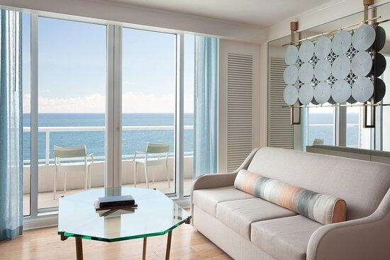 Oceanfront View Room