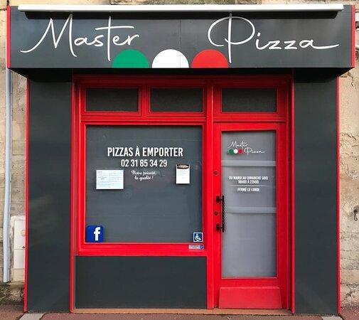 Bretteville-l'Orgueilleuse, France: Master Pizza