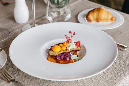 Restaurant Terrazza Danieli - Foie Gras Escalope
