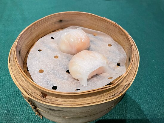 名朝鮮蝦餃