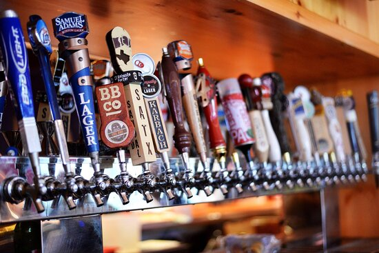 High Velocity - Beers On Tap
