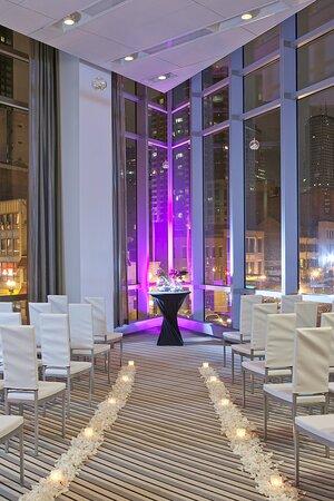Great Room - Wedding Ceremony