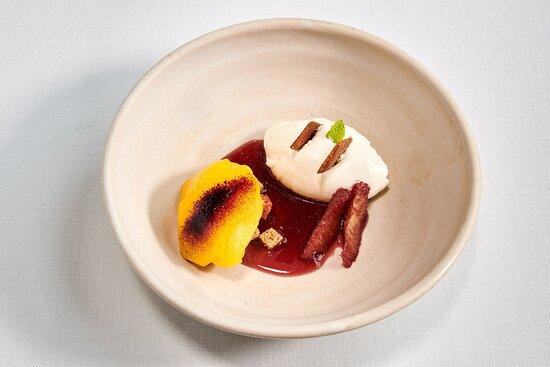 Restaurante Marqués de Riscal - Peach Granite