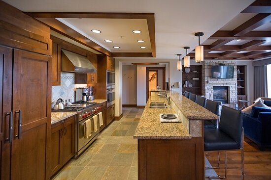 Sample Residential Gourmet Kitchen