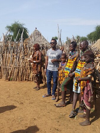 South Ethiopia ,Omo Valley Hammer tribes