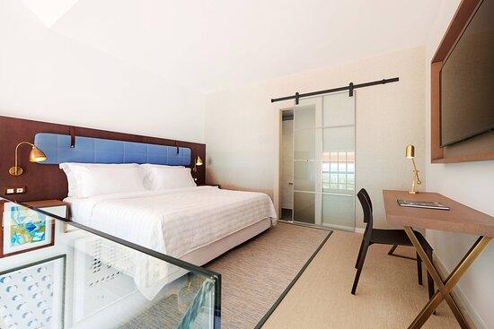 King Duplex Suite - Mediterranean View