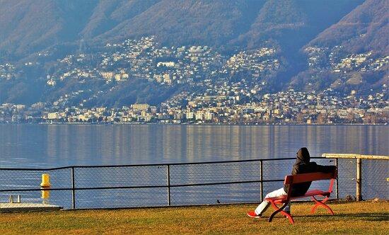 Lake Maggiore, Zwitserland: Rimembranze... ? 17/01/2021