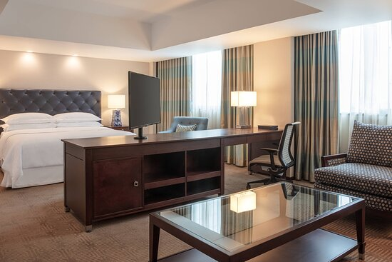 King Alcove Suite - Living Area