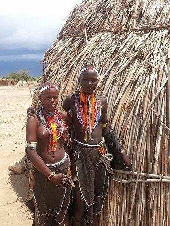 Ari tribes Omo Valley South Ethiopia