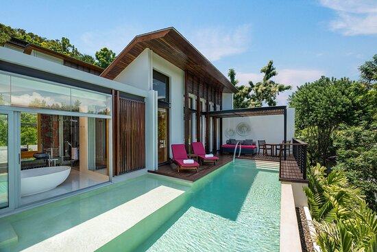 Jungle Oasis Villa