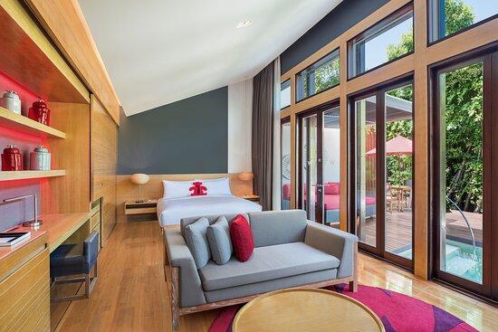 King Tropical Oasis Villa