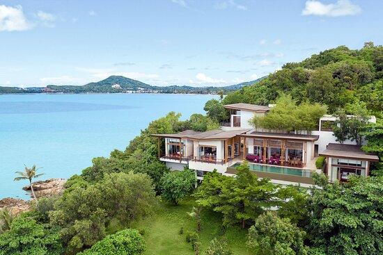 Seascape Escape Villa - Exterior