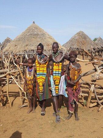 Bena/Bana Omo Valley ,Tribes South Ethiopia