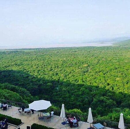 Arba Minchi chamo Lake