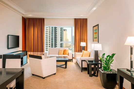 Premier Executive Lounge Living Room