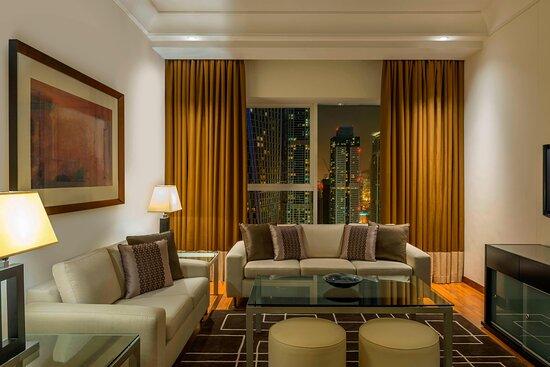 Apartment Suite - Living Room