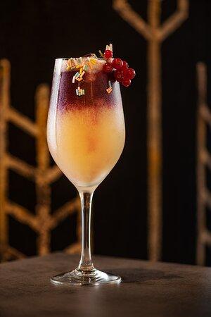 Black Goose Buns & Brews - Cocktail