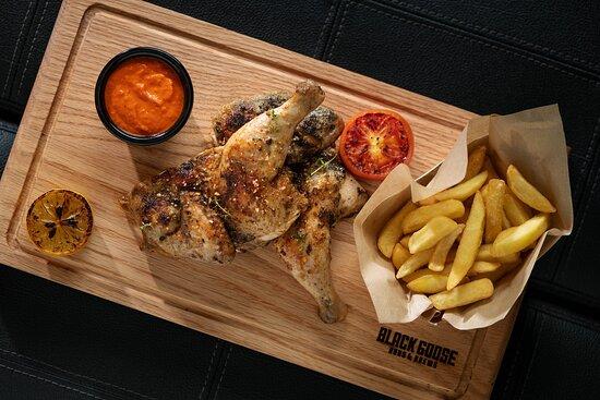Black Goose Buns & Brews - Chicken