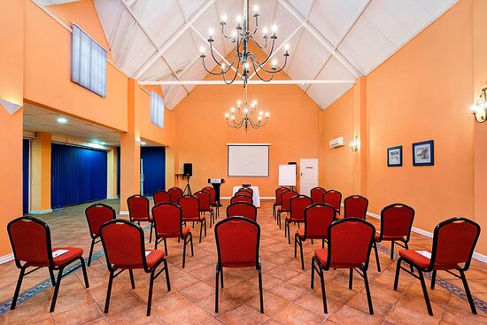 Chingola, זמביה: Conference Room - Theatre Setup