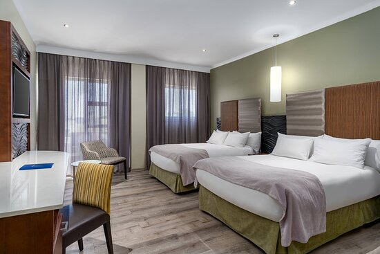 Double/Double Larger Guest Room