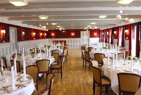 Tambohuse, Đan Mạch: Restaurant