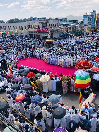 Epiphany(timket)Gondar North Ethiopia