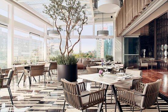 Diana Restaurant Terrace