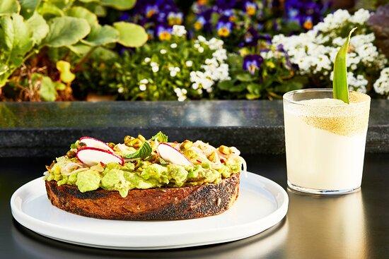 AC Lounge - Avacado Toast