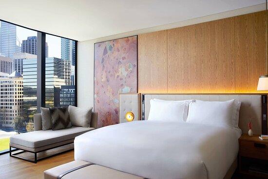 Elizabeth Quay Suite - Bedroom