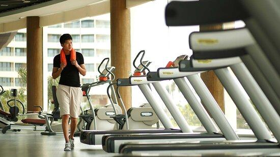 InterContinental Sanya Haitang Bay Resort Fitness Center