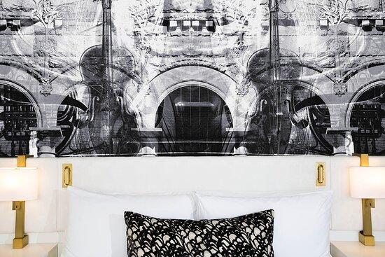 King Guest Room Details