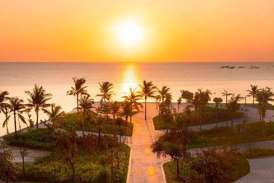 Tanjung Pendam Beach - Sunset