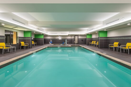 Take a dip in our indoor swimming pool
