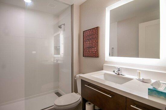 Suite Bathroom - Walk-In Shower
