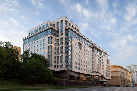 Moscow Marriott Hotel Novy Arbat Updated 2021 Prices Reviews And Photos Russia Tripadvisor