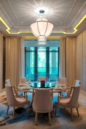 Five Sen5es Private Dining Room - Mountain View