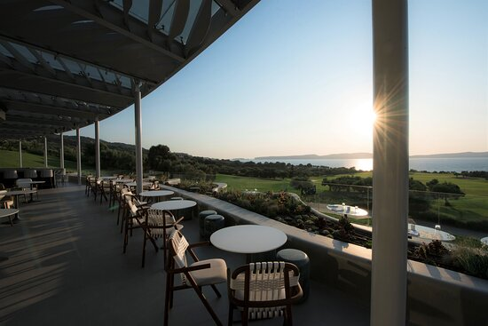 The Bay Course - Club Restaurant