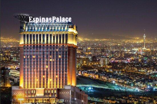 Espinas Palace Hotel Tehran Iran Foto S En Reviews Tripadvisor