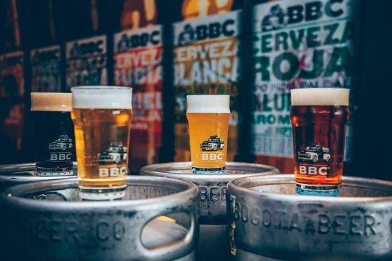BBC Cerveceria - Beer