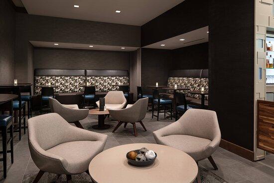 Bistro Lounge Seating