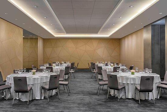 Noble Meeting Room - Banquet Setup