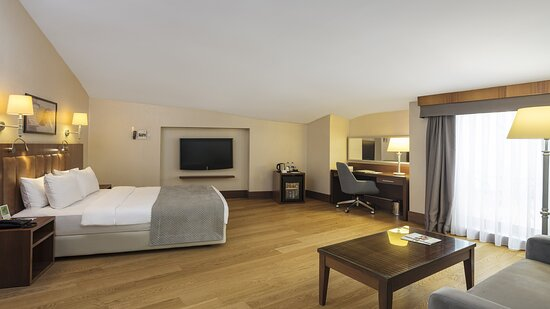 Suite Room with King Bed-Non Smoking