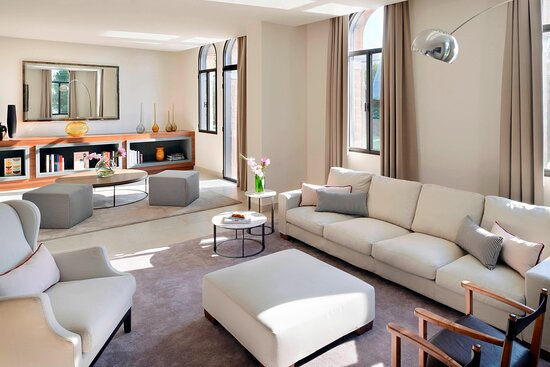 Villa Rose - Living Area