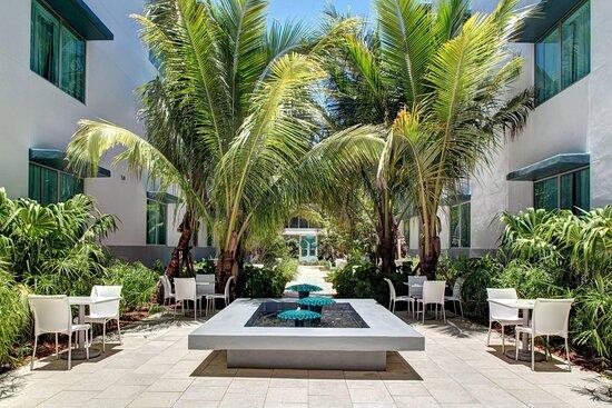 Courtyard Arboretum