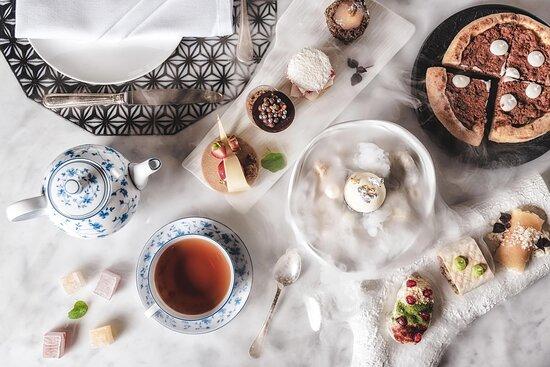 Al' Amma - Afternoon Tea